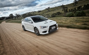 Wallpaper Evolution, Lancer, Mitsubishi, Evo X, Lancer, Mitsubishi