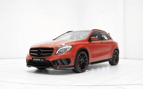 Picture Mercedes-Benz, Brabus, Mercedes, BRABUS, 2015, X156, GLA-class