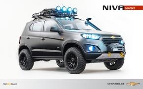 Picture Concept, Wallpaper, Chevy, Niva, Chevrolet Niva Concept, Niva 2016