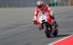 Picture Ducati, MotoGP, Andrea Dovizioso, Braking