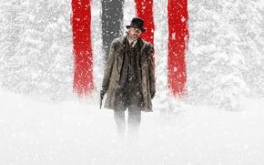 Picture Nature, Blizzard, Gun, Wood, Winter, Snow, Grey, The, Little, Boy, Shooter, Hat, Fog, Man, Movie, …