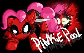 Picture Game, Pinkie Pie, Dead Pool