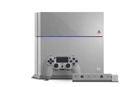 Picture Hi-Tech, PlayStation 4, PS4, PlayStation Camera, DualShock 4, Controller, Console, 20th Anniversary Edition