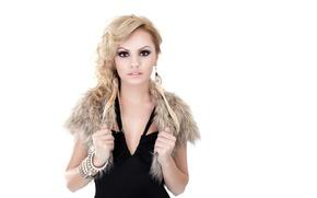 Picture girl, blonde, singer, Alexandra_Stan