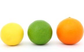 Picture lemon, orange, lime, citrus, fruit