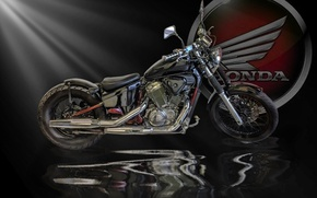 Wallpaper motorcycle, bike, honda