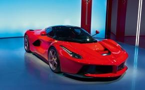 Picture machine, Ferrari, Ferrari, supercar, LaFerrari