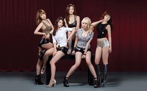 Picture music, girls, Asian girls, South Korea, Kpop, Girls Day
