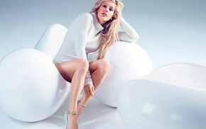 Wallpaper Glamour, photoshoot, Ellie Goulding