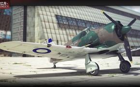 Picture the plane, fighter, Australia, War Thunder, warthunder, Boomerang, Commonwealth CA-13 Boomerang Mk.II