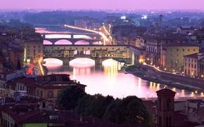 Picture bridge, Italy, Florence