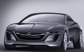 Picture concept, Opel, monza