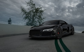 Picture Audi, Rotiform, The dealership, Boden, QLB, R8