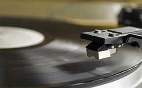 Picture vinyl, turntables, pua