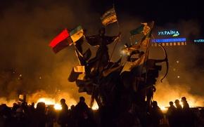 Picture Ukraine, independence, freedom, Kiev