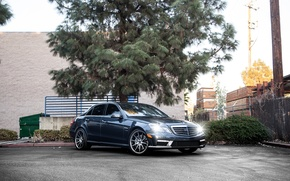 Picture Mercedes Benz, tuning, vossen, E63, Euromag