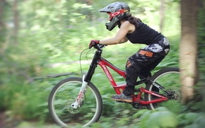 Picture bike, sport, extreme, downhill, mtb, mountain bike, mountainbike, MTB