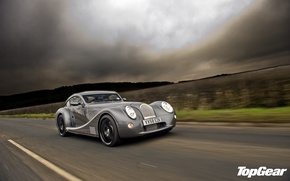 Picture Top Gear, Supercar, the front, the best TV show, top gear, top gear, Morgan, Morgan, …