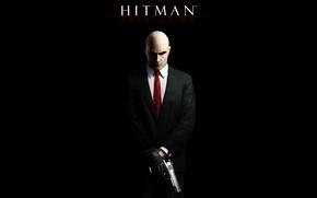 Wallpaper silver baller, hitman absolution, hitman, Hitman 5, hitman 5, absolution, Hitman, gun