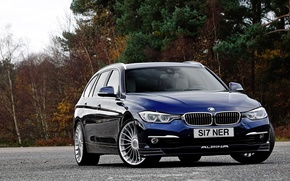 Picture BMW, BMW, universal, Touring, Alpina, F31, 3-Series