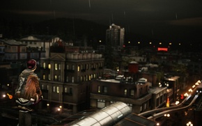 Picture Night city, inFAMOUS™ First Light, Weasel