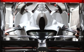 Picture sport, McLaren, formula 1, the car, formula 1, rear view
