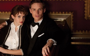 Picture Emma Watson, Eddie Redmayne, My Week with Marilyn, 7 days and nights with Marilyn