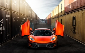 Picture car, Vorsteiner, tuning, MP4-12c, McLaren MP4-VX