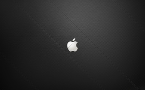 Picture sign, apple, minimalism, texture, logo, logo, minimalism, texture, sign, brand, 2560x1600, brend