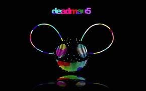 Picture Music, Background, Deadmau5, Deadmaus