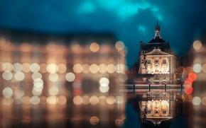 Picture Paris, Bordeaux, Place de la Bourse