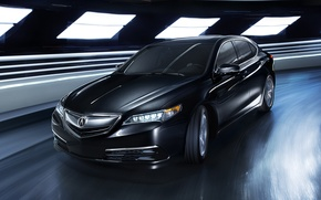 Picture movement, figure, Parking, Acura, tlx, 2.4