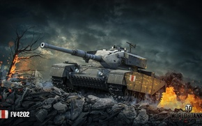 Picture tank, UK, tanks, WoT, World of tanks, United Kingdom, tank, World of Tanks, tanks, Wargaming.Net, …