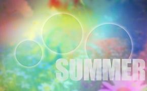 Picture summer, wallpaper, summer