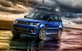 Picture Range Rover, Sport, range Rover, US-spec, 2015, SVR