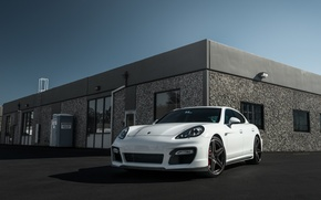 Picture Porsche, Panamera, The dealership, Boden, VPT