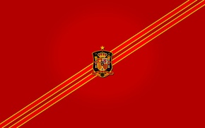 Picture background, Football, emblem, Spain, spain, football, Red Fury, La Furia Roja, The national team of …