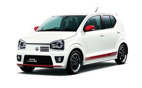 Wallpaper Suzuki, Suzuki, Turbo, 2015, Alto