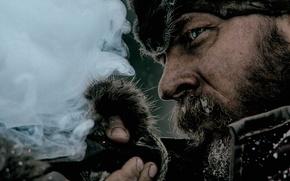 Picture Gun, Green, Warrior, Snow, Men, The, Wallpaper, Eyes, Smoke, Shoot, John, Year, EXCLUSIVE, 20th Century …