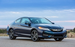 Picture coupe, Honda, Accord, Honda, Coupe, chord, Touring, 2015