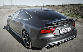 Picture Audi, RS7, Audi RS7