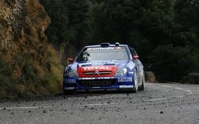 Picture Citroen, Citroen, WRC, Rally, Rally, Xsara