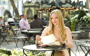 Picture Amanda Seyfried, Sophie, Letters to Juliet, Letters to Juliet