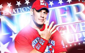 Picture Wood, WWE, John Cena, World Wrestling Entertainment