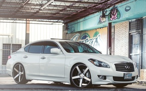 Picture Auto, Tuning, Infiniti, Machine, Drives, M37S
