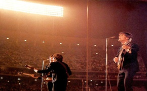 Picture the Beatles, the beatles, john lennon