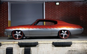 Picture 1971, Chevy, Chevelle