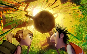 Picture Cartoon, 2013, Cloudy With a Chance of Meatballs 2, Cloudy Revenge of GMOs