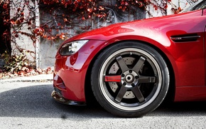 Picture car, nissan, sport, drives, red, Nissan