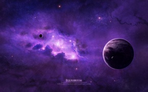 Picture stars, universe, space, planet, stars, nebula, space